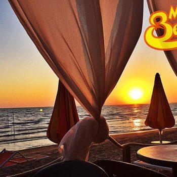 tramonto beach scarlino